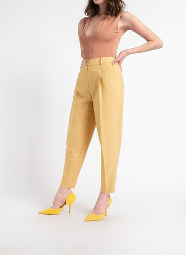 Rue Pantolon Sarı
